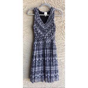ANTHRO ✨Weston Wear✨ Vera Pleated Midi Dress